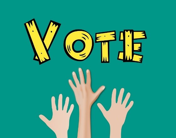 WHAT'S ON: VOTE!
